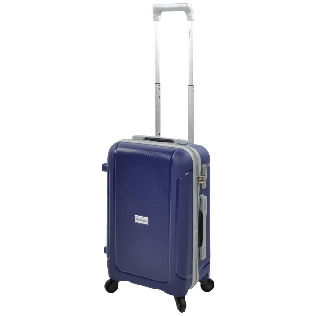decent sky line handbagage donkerblauw 59 95 met inruil. Black Bedroom Furniture Sets. Home Design Ideas
