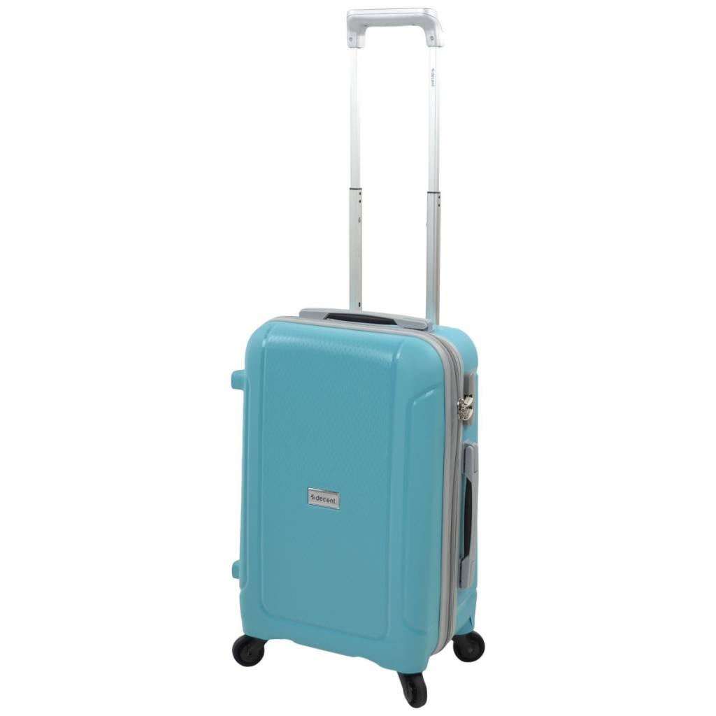 decent sky line handbagage lichtblauw 59 95 met inruil. Black Bedroom Furniture Sets. Home Design Ideas